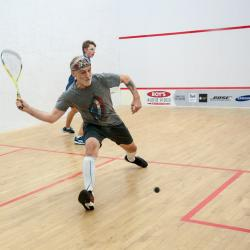 NorthTech Freeze Up 2017 Squash Tournament
